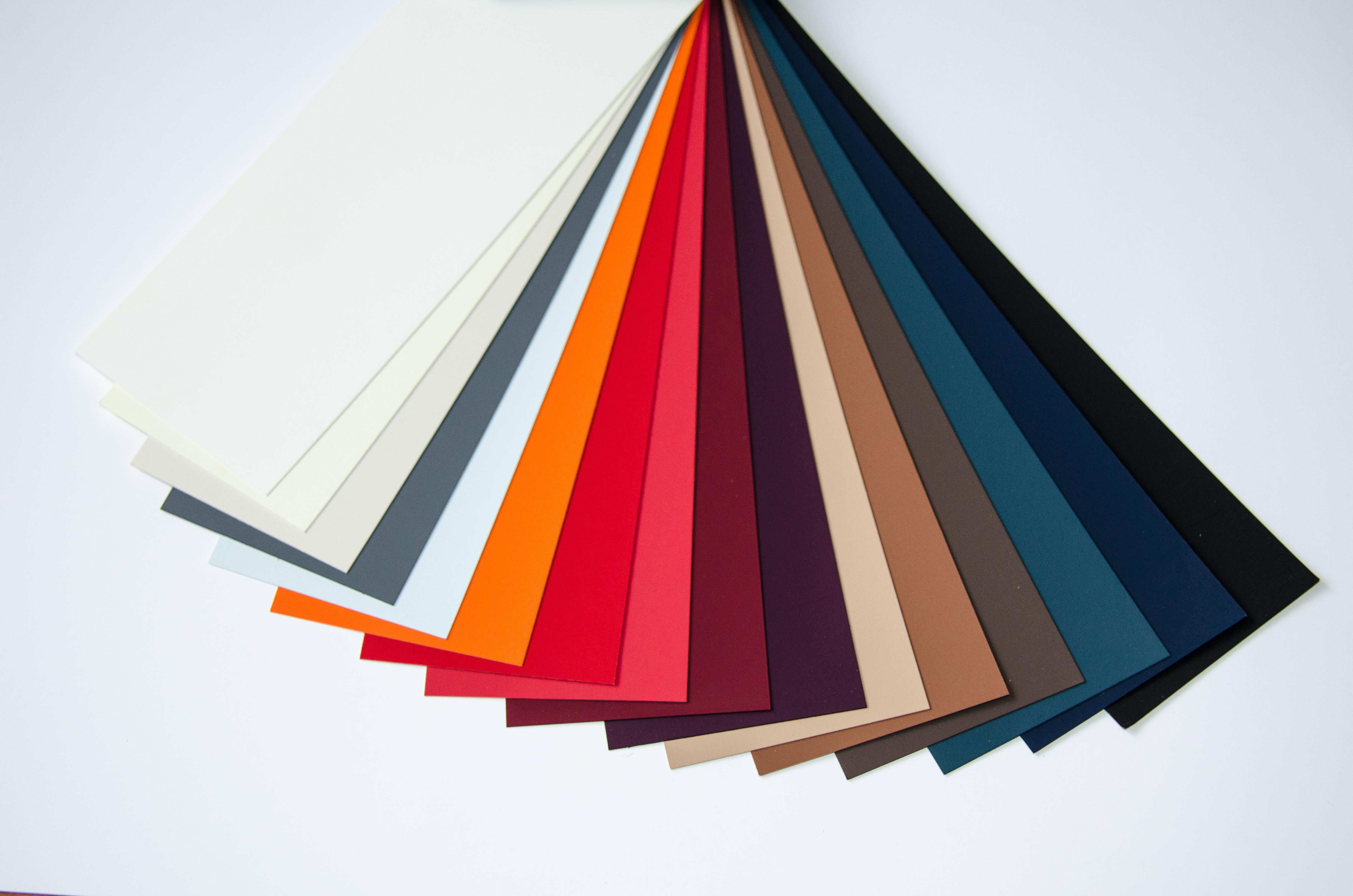 Бумага тач кавер цвета