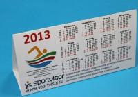 Печать календарей-домиков