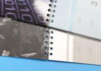 Изготовление квартальных календарей с матовой или глянцевой ламинацией